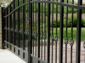 Large Residential Security Gates