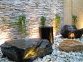 Stone-fountain